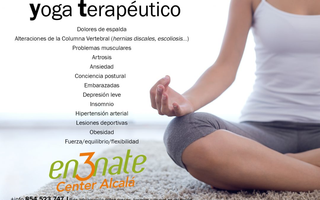 Clases de Yoga Terapéutico en Alcalá de Guadaira