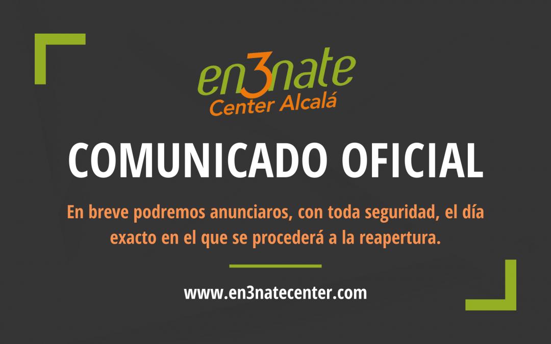 COMUNICADO de EN3NATE CENTER