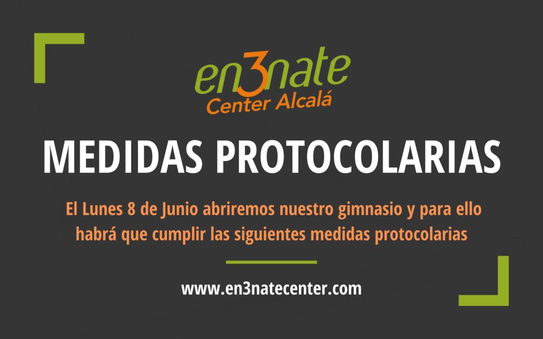 MEDIDAS PROTOCOLARIAS